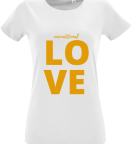 T-Shirt Fit unconditional Women