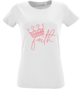 Woman-crown-faith_White - Rosa