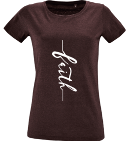 T-Shirt Faith Woman